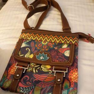 NWOT Lily Bloom Shoulder Bag Crossover